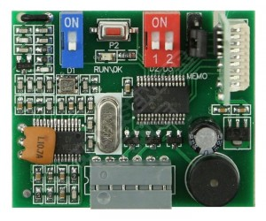 Empfänger ERREKA IRRE2 250 433 MHz