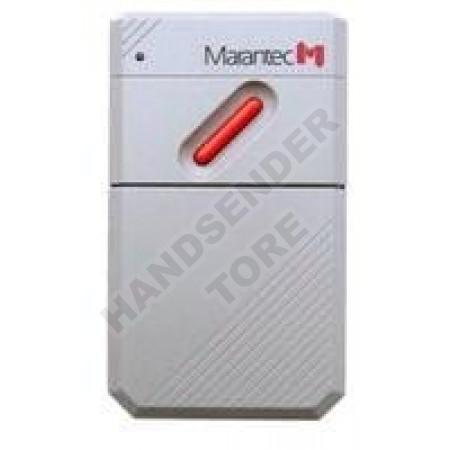 Handsender MARANTEC D101 27.095MHz red