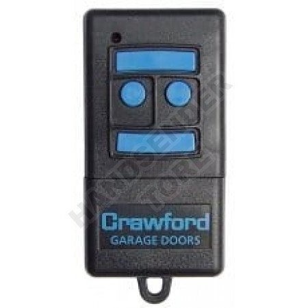 Handsender CRAWFORD T433-4