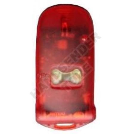 Handsender DUCATI 6203 red