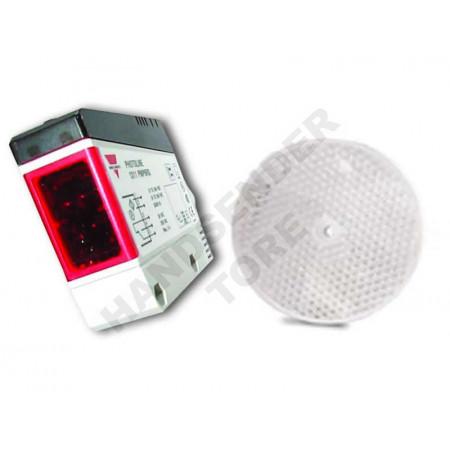 Lichtschranke de espejo F12 (IP67)