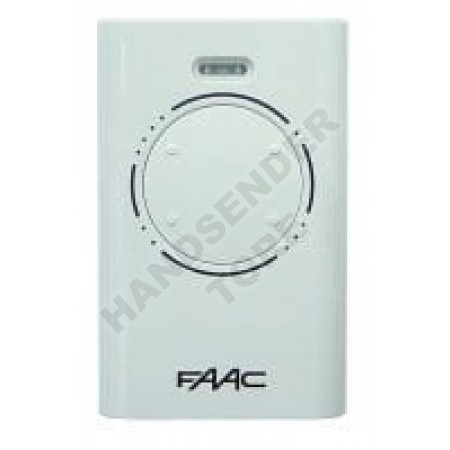 Handsender FAAC XT4 868 SLH