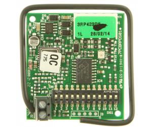 Empfänger FAAC RP 433 DS