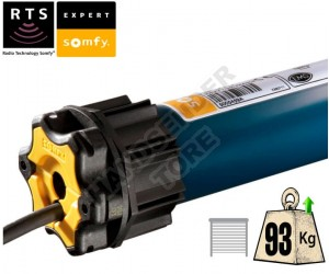 Motor SOMFY Oximo RTS 40/17