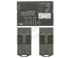 Funk-Set CARDIN S46 MINI 27.195 MHz