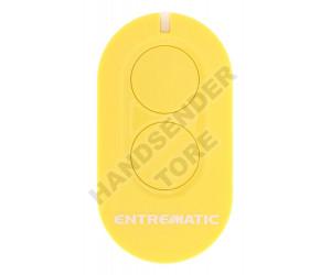Handsender ENTREMATIC ZEN2 gelb