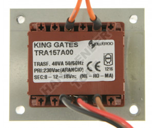 KING-GATES STARG8 AC